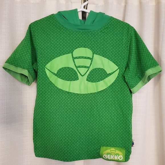 NWT Brand New PJ Masks Long sleeve T Shirt 4T Two For $13 After Christmas Sale